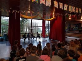 Theater Ostertalk